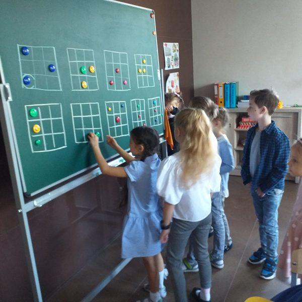 Индивидуальные занятия (либо в интенсив-группе)для повышения уровня успеваемости по школьным программам